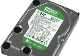 1 tb Western Digital sert diski