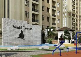 Zumrud Residence yaşayış kompleksi