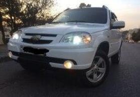Chevrolet Niva, 2014 il