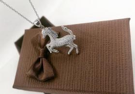 ️925 əyar gümüş sep və gümüş klon At formalı