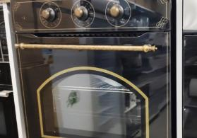 Soba Ankastre elektrik soba tok peci Luxell Türk istehsali A class enerji sınıfı