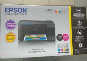 *&Printer: EPSON L3101 say var.
