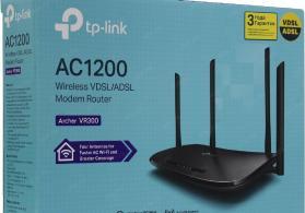 TP-LINK modem + router