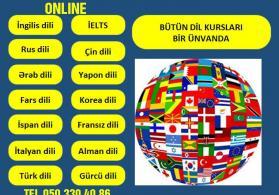 Xarici dil kursları
