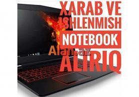 Xarab notebook alisi