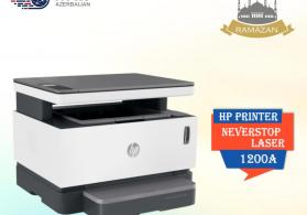 HP Neverstop Laser MFP 1200a Printer (4QD21A)