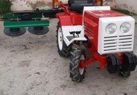 Mini traktor 2014 cu il