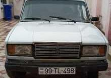 LADA (VAZ) avtomobili 2107, 2005 il