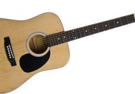 Fender Sa-105 akustik gitar