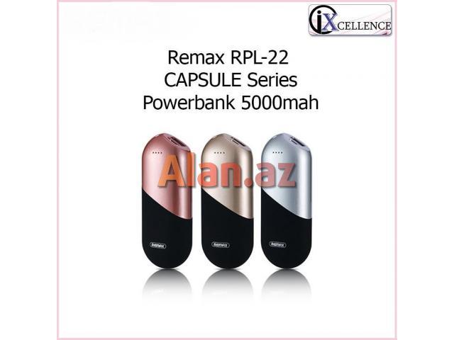 Remax pover bank 5000