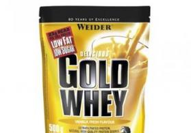 GOLD WHEY PROTEIN 500gr