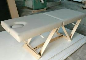 Səyyar masaj masası. . Ölçüləri: 75x190x60.