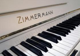 Zimmermann alman istehsalı akustik piano.