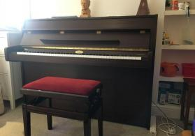 Almaniya istehsalı piano.
