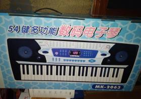 Sintezator yeni Pianino kimi istifadə olunur mikrafonlu