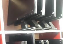 Dell Hp Acer işlənmiş monitor satişi