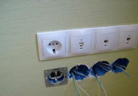 Elektrik işlərinin görülməsi