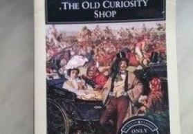 "Kitab ""Old curiosity shop"""