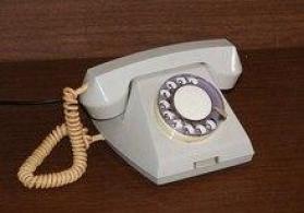 Qədim telefon