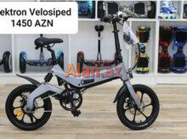 Elektrik velosiped