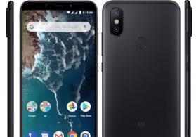 Xiaomi Mi A2 4/64 GB Black
