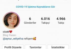 Instagram hesablari