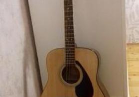 Akustik gitara