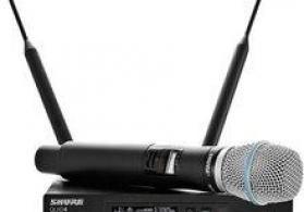 """Shure /Beta58"" vokal mikrofonu"