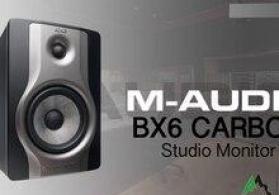 "Akustik sistem ""M-audio bx6 carbon"""