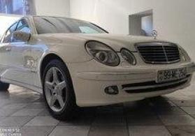 Mercedes E 240, 2002 il