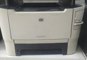 "Printer ""HP LaserJet 2727 nfs"""