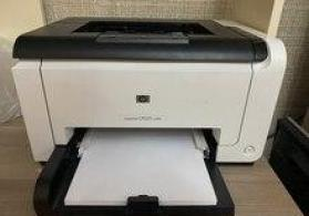 "Printer ""Hp Color LJ 1025"""