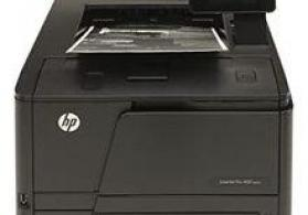 "Printer ""HP PRO 400"""