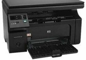 HP Laser MF 1132 Printer