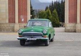 Gaz M-21, 1963 il avtomobili