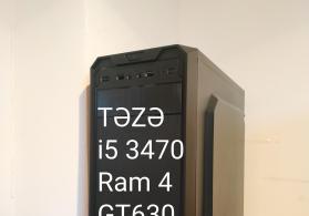 i5 3470 / Ram 4 / GT630 1Gb / 500 Gb Sistem bloku