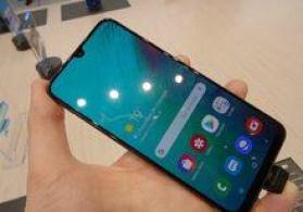"""""""Samsung Galaxy A Series"""" telefonları"""