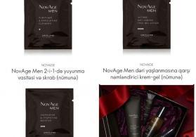 Novage men dəstinin nümunələri