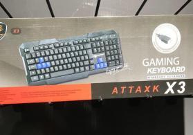 Attack k3 klaviatura