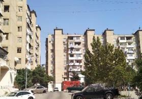 H.Aslanov metrosuna 2 deqiqelik yaxin 4 otaq mənzil