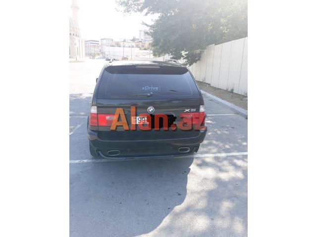 BMW X5 satılır