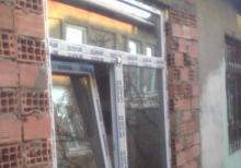 Plastik qapi pencere (Пластиковые окна и двери)