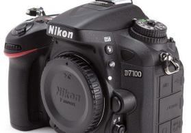 Nicon D7100