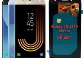 """""""Samsung Galaxy J5"""" ekranı"""