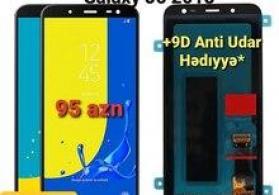 """""""Samsung Galaxy J6"""" ekranı"""