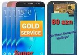 """""""Samsung Galaxy J730"""" ekranı"""