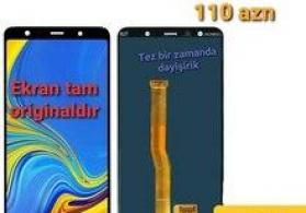 """""""Samsung Galaxy A7 2018"""" ekranı"""