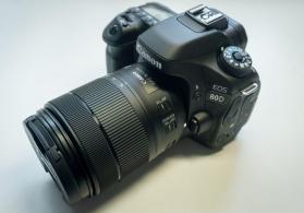 Canon EOS 80D 18-135mm kit