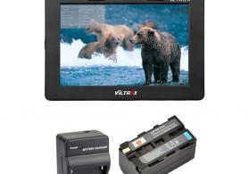 "Viltrox DC70 II 4K 7"" LCD On-Camera Monitor"