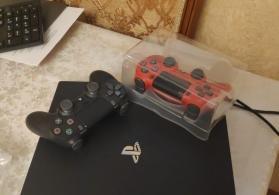 PlayStation 4 Pro, 2TB